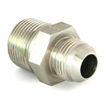 "Adaptor 3/4"" Tube Male to 1"" Pipe"
