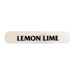 Decal Fragrance Machine Lemon Lime