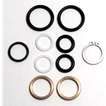 Kit Swivel 90 Deg Mk VII Brass