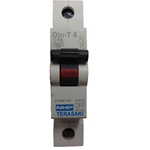 Circuit Breaker 6Ka Single Pole 16 Amp