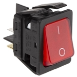 Rocker Switch for Change Machine Power Supply