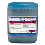 Lustra Foaming Brush Cherry 5 Gal - Blue