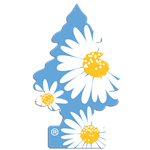 Decal Tree Daisy Fields
