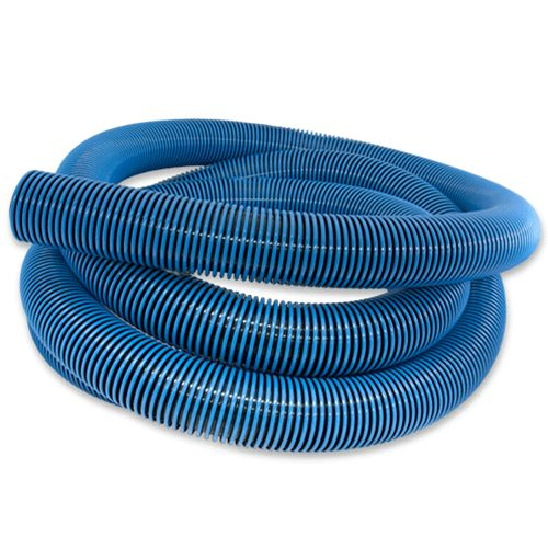 Hose Vacuum 15ft x 2in  Blue/Black
