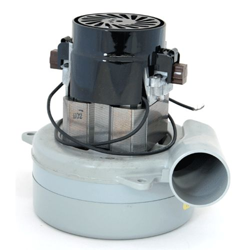 Motor Vacuum  with Exhaust