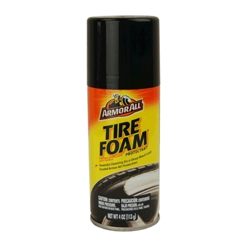 Armor All Tire Foam 4oz (12)